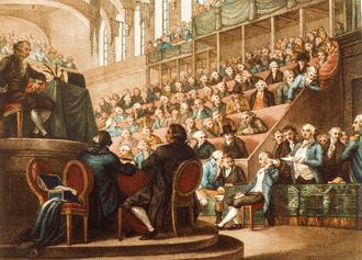 Суд над Георгом III