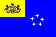Commonwealth of Susquehanna Defense Force Flag