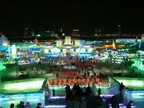 Ice Snow World