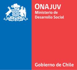 Logo ONAJUV (CNS)