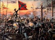 Second America's War, CSA