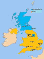 UK MAP 1