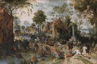 Война в Бранденбурге