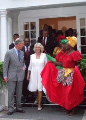 Charles Camilla Jamaica 2008