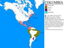 Columbia Manzikert