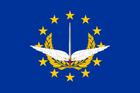 European Air Force Flag