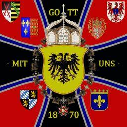 Kaiserstandarte1870