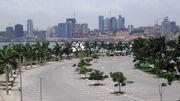 Marginal Avenida 4 de Fevreiro Luanda March 2013 (cropped)