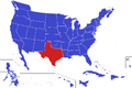United States map - Texas (Alternity).png