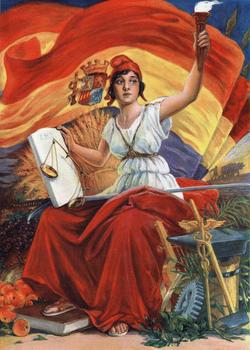 Аллегория Испанской республики