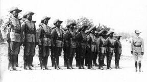 Немецкий колониальный корпус