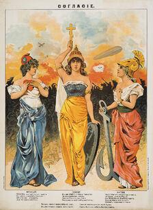Плакат Антанты