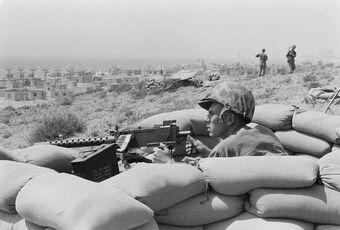 1024px-Foxhole - Lebanon - Beirut - July 1958