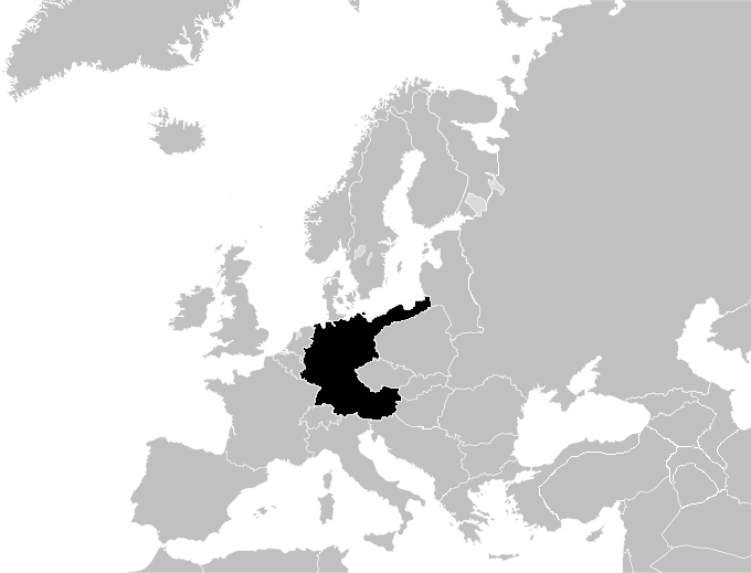 blank map of europe germanypng