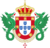 Coat of Arms of the Kingdom of Portugal (1640-1910)