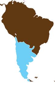 Current Sorth America Map (Pax Columbia)