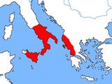 Эпирское царство (Рим в Северном Причерноморье)