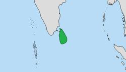 Locación Sri Lanka