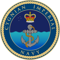 Seal of the Cygnian Imperial Navy