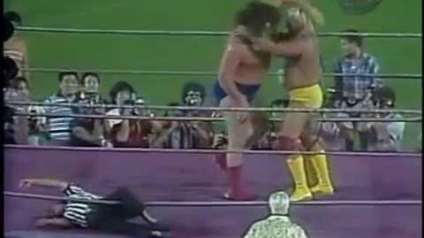 First Time Hulk Hogan Slammed Andre The Giant