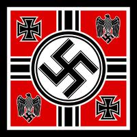 Flag of the Oberbefehlshaber der Oberkommando der Wehrmacht