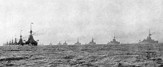 File:Grand Fleet sails.jpg