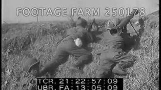 Korean War Ground Fighting - 250178-10 Footage Farm Ltd