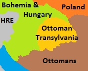 Partition of Hungary