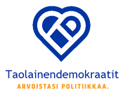 Taolainendemokraatit logo (SM Third Power)