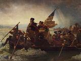 United States of America (French Trafalgar, British Waterloo)