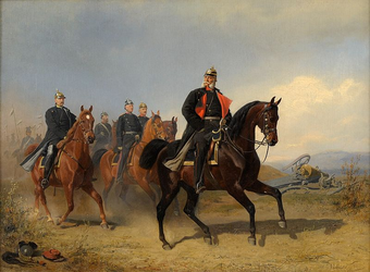 Воины Пруссии