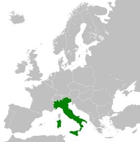 Италия-1955