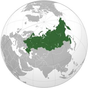 Карта РФ, Крыма и Белоруссии
