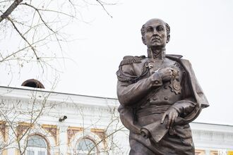 Памятник Сперанскому