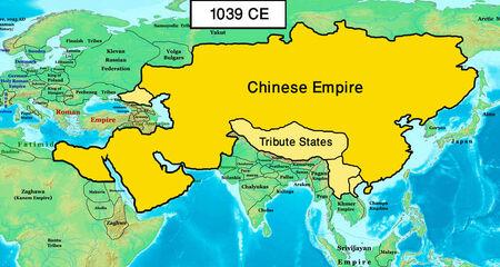 Chinese Empire 1039 (EW)