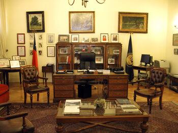 Oficina Ministro del Interior Chile
