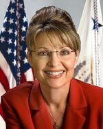 Sarah Palin official portrait