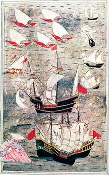 Турецкий флот-0