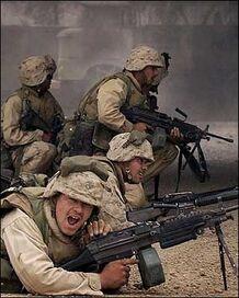 Iran war!