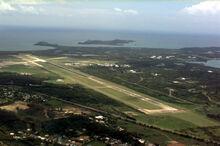NAS Roosevelt Roads aerial 1994