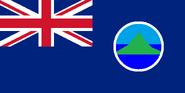 Bandera de Nicaragua Britanica