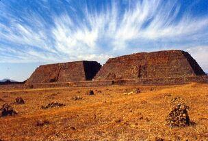 Tarascan pyramids mdm