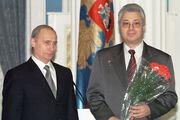 Vladimir Putin 22 November 2001-3