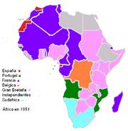 Africa 1951