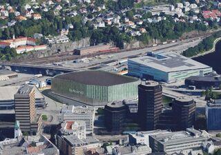 Bergen Arena, Bergen (WFAC)
