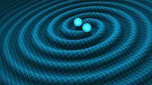 Computerdarstellung-von-Gravitationswellen