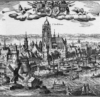 Mk Frankfurt Merian Stadtansicht