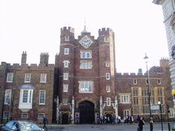 St James Palace, London 1