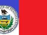 Republic of Pennsylvania (Night of the Living Alternative History Map Game)