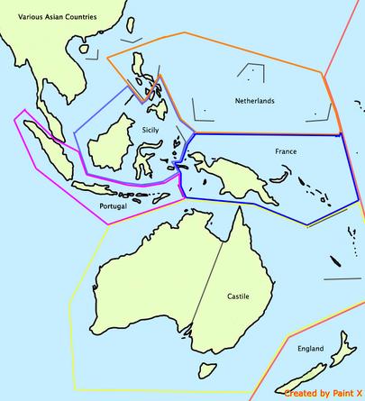 Agent australasia map 2
